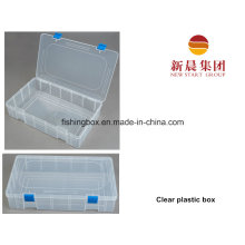 Big Sized Empty Inside Clear PP Box